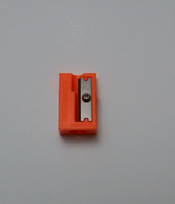 تراش پلاستیکی تک سوراخ نارنجی رنگ استدلر51050