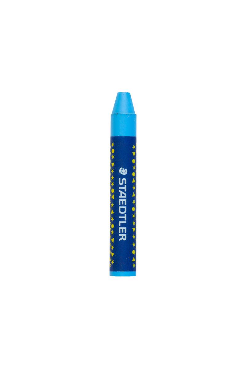 مداد شمعی روغنی آبی رنگ استدلر کد 30-2240