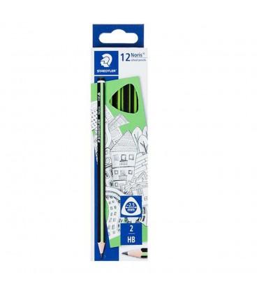 مداد مشکی استدلر 509-HB مدل Noris کد 118