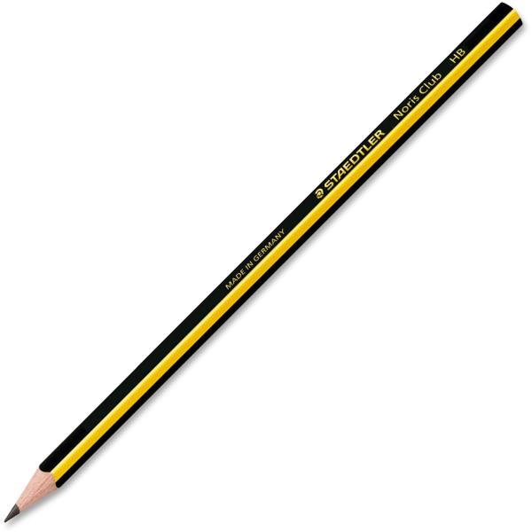 مداد مشکی استدلر مدل Noris Club کد 118