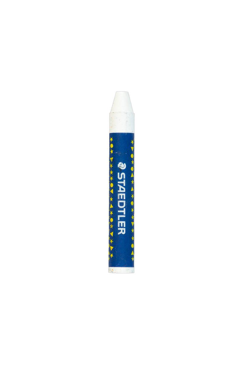 مداد شمعی روغنی سفید رنگ استدلر کد 0-2240