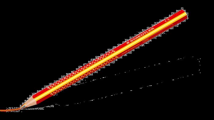 مداد رنگین کمان استدلر مدل Noris jumbo کد 01 1274