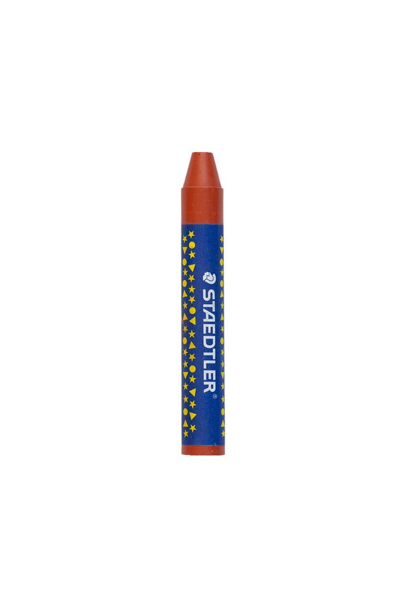 مداد شمعی قهوه ای رنگ استدلر کد 76-2240