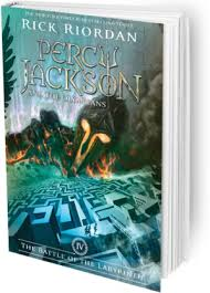 THE BATTLE OF THE LABYRINTH-PERCY JACKSON AND THE OLYMPIANS(IV)