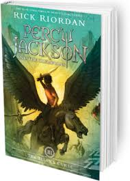 THE TITAN'S CURSE-PERCY JACKSON AND THE OLYMPIANS(III)