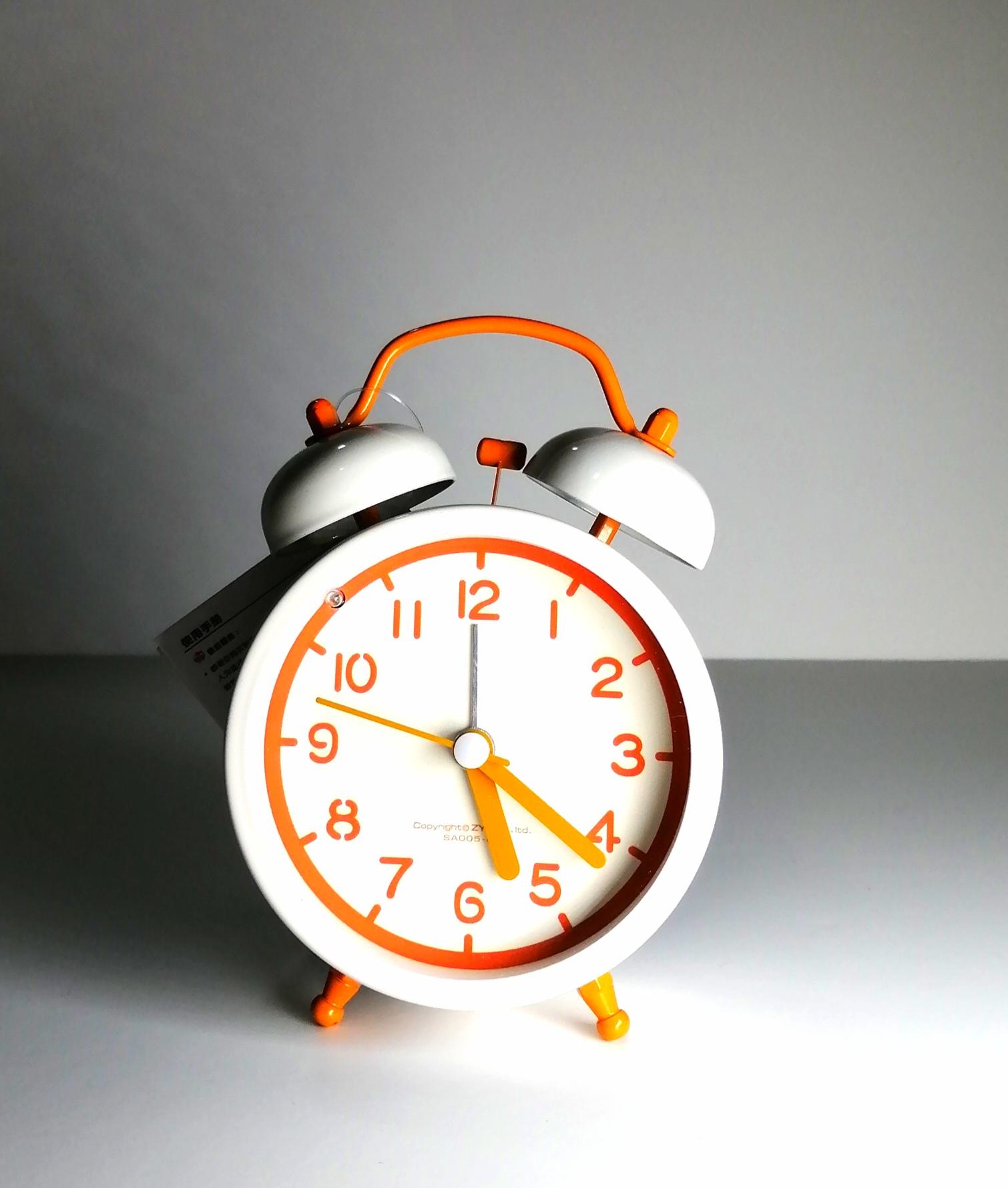 ساعت شماطه دار سایز کوچک