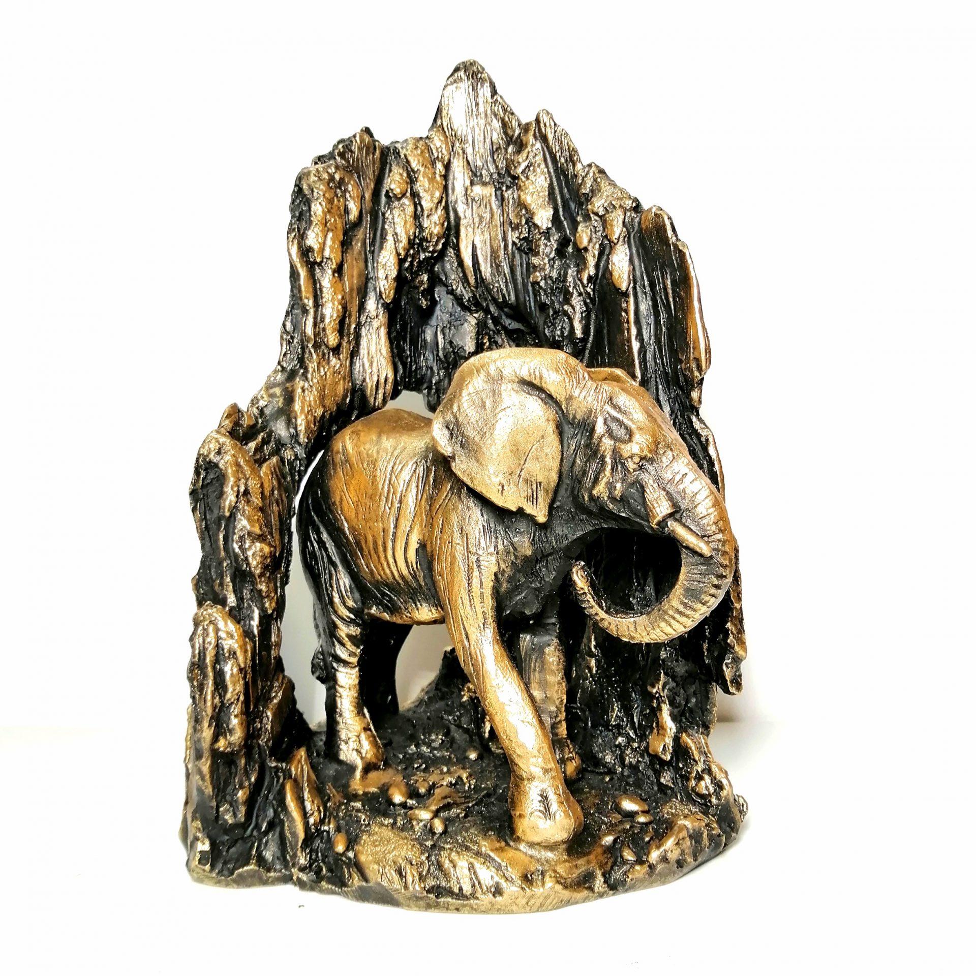 مجسمه فیل