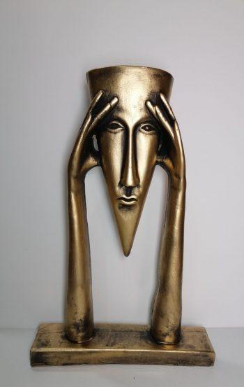مجسمه ماسک