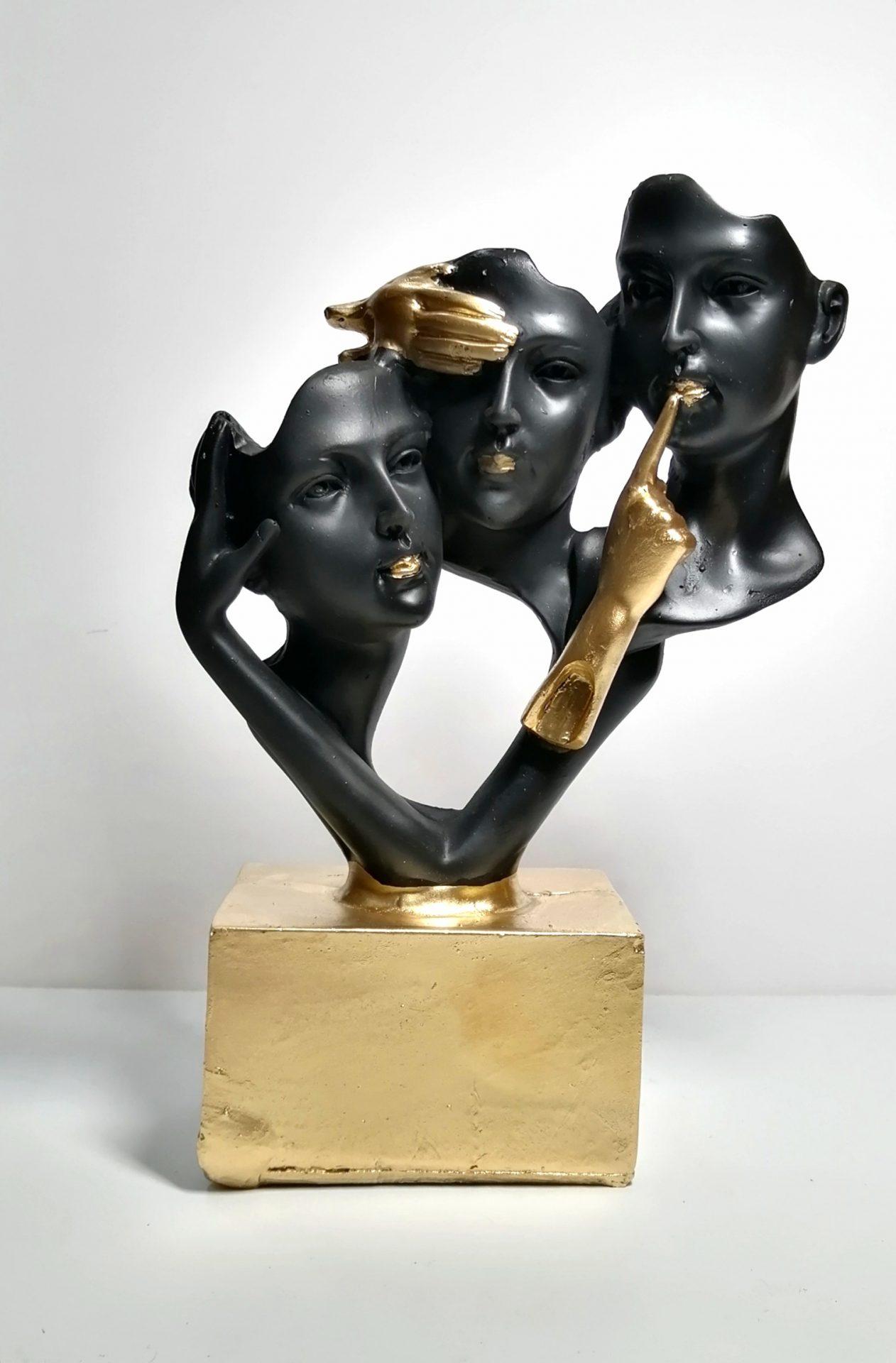 مجسمه سه خواهر