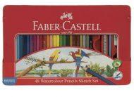 مداد رنگی آبرنگی 48 رنگ