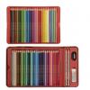 مداد رنگی کلاسیک 60 رنگ جعبه فلزی فابر کاستل