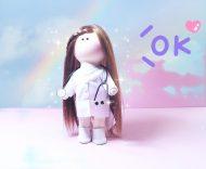 عروسک روسی ghela مدل خانم دکتر